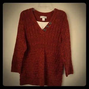 Christopher banks Large sweater